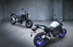 Suzuki SV650 2016-2