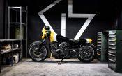 Yamaha XV950 ULTRA GS Mashin 2016 (1)