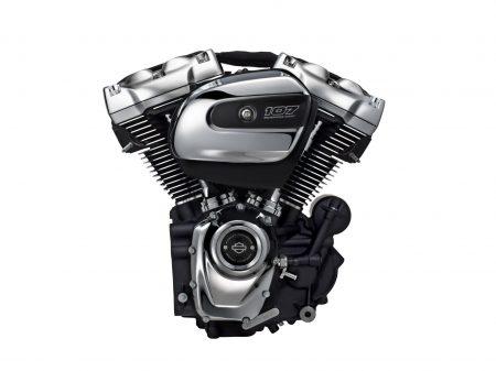 """Der neue Milwaukee-Eight Motor treibt im Modelljahr 2017 die Tourer und das ebenfalls neue Trike """"Freewheeler"""" an."""