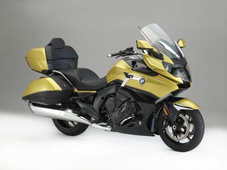 BMW K 1600 Grand America 2018: Komfortabler Reisen