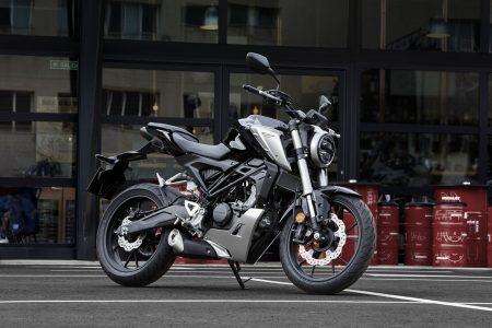 Honda CB125R 2018: Konzentration auf das Wesentliche