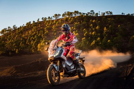 Offroad Roller: Honda X-ADV 2018