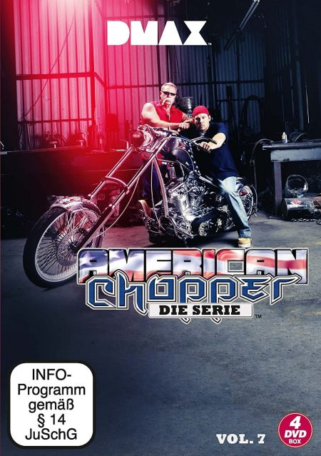 American Chopper Box Staffel 7